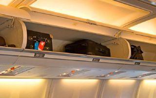 Ручная кладь в самолете: размеры и вес в разных авиакомпаниях на 2018 год