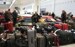 Как изменились правила провоза багажа в самолете в 2018 году