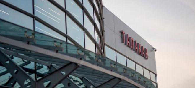 Аэропорты Талакан