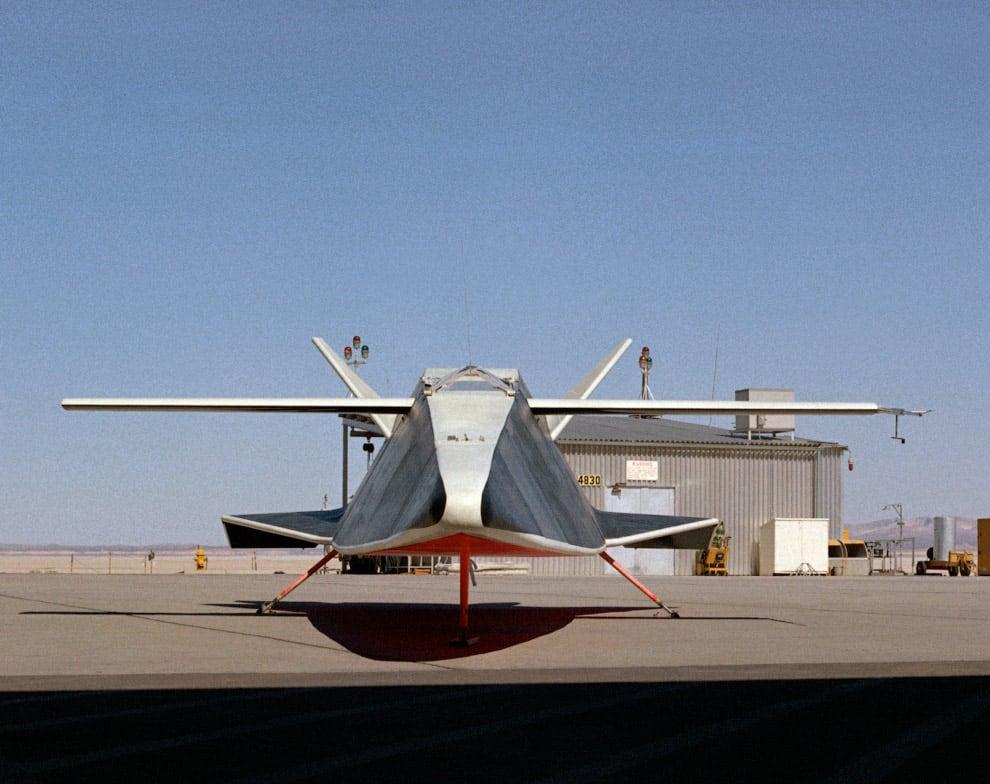 Самолет NASA Hyper III