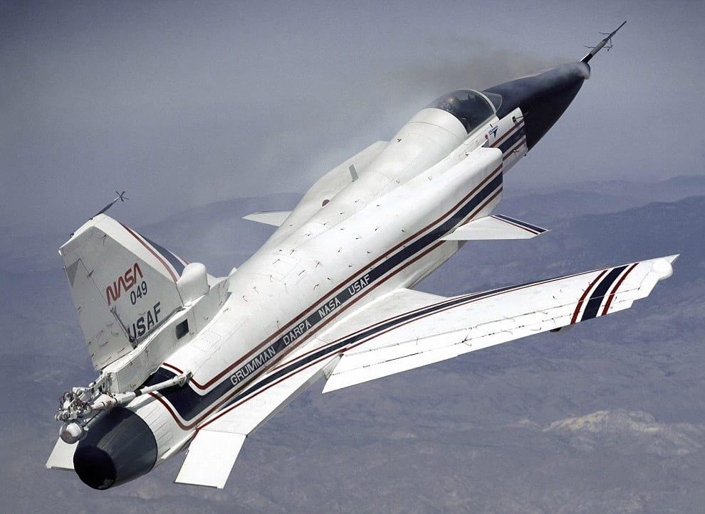 Аппарат Grumman X-29