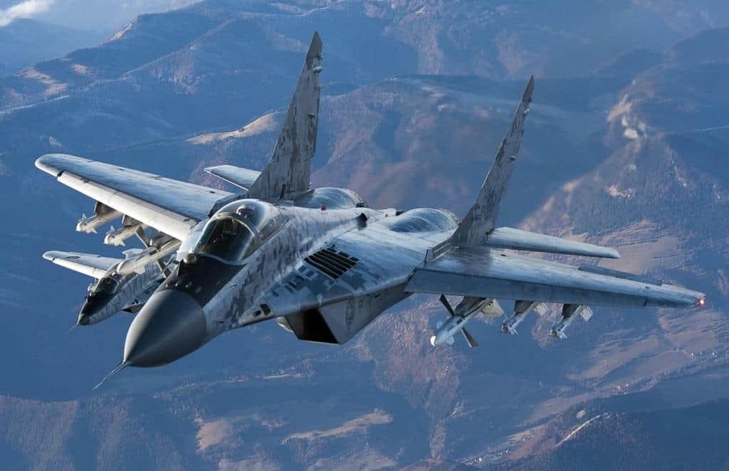 МиГ-29 (Fulcrum)