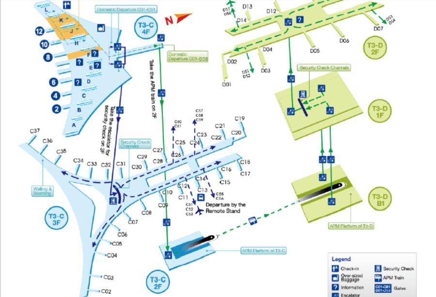 Схемы терминалов