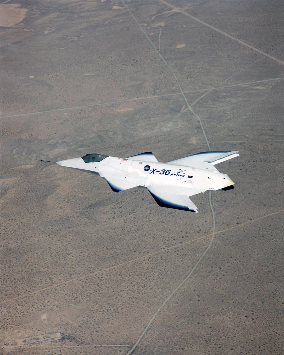 McDonell Douglas X-36