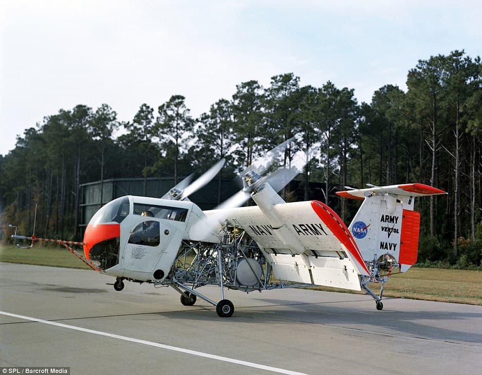 Boeing Vertol VZ-2