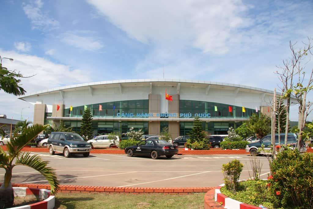 Аэропорт Зыондонг