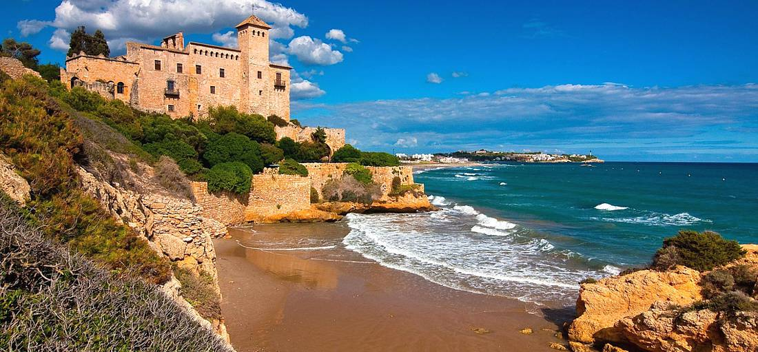 На берегу Испании