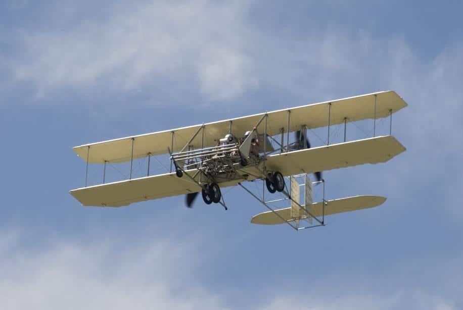 самолёт братьев райт