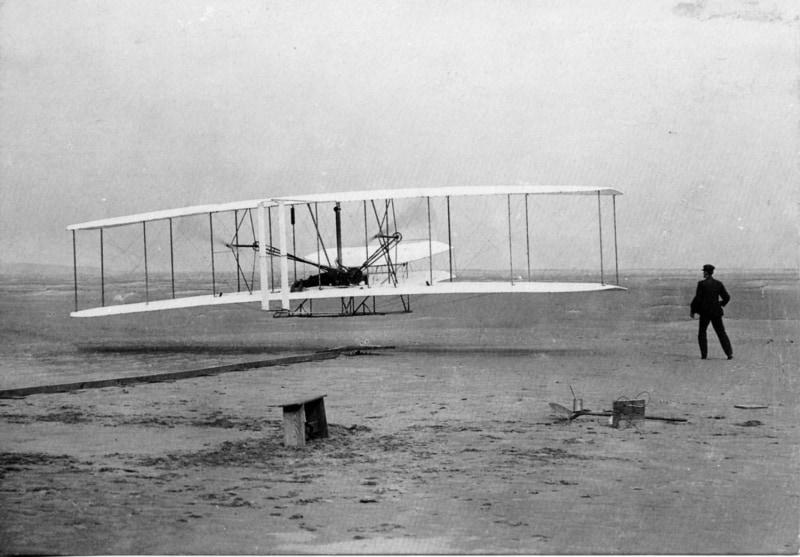 Самолет Райтов