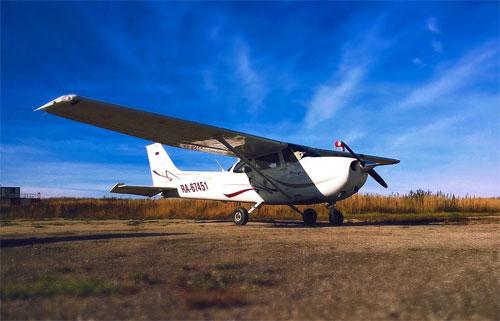 Тренировочный самолет