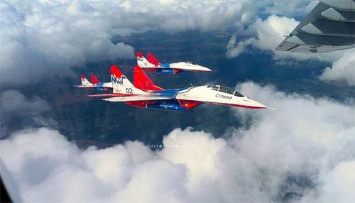 Группа самолетов