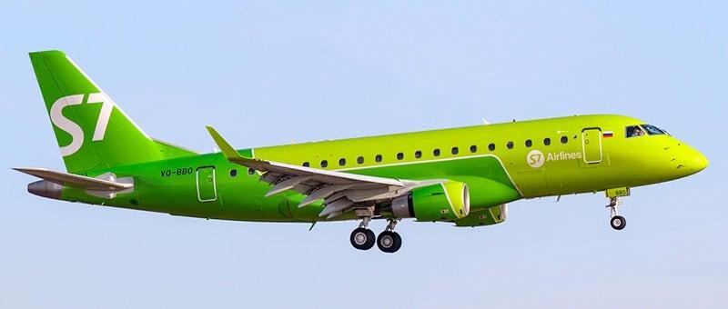 Embraer 170 S7