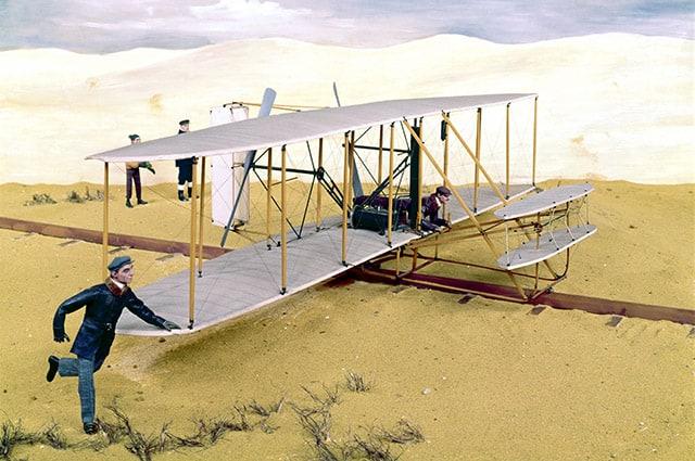 Самолет Райт
