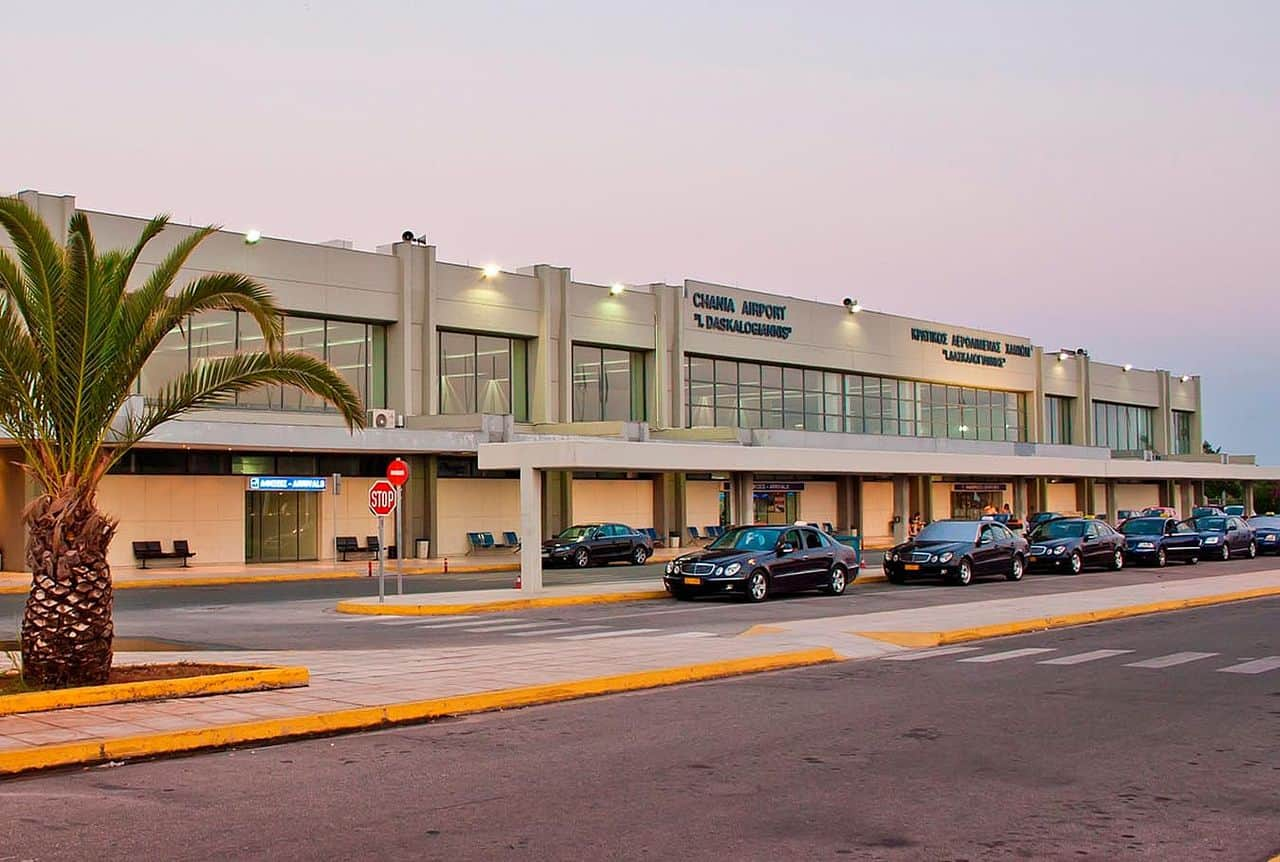 Международный аэропорт Ханьи