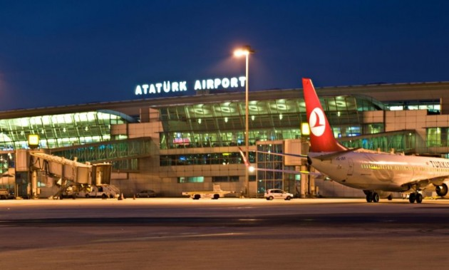 Инфраструктура аэропорта