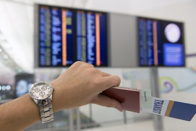 Как происходит перелет с пересадкой на другой рейс