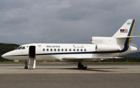 The Dassault Falcon 900