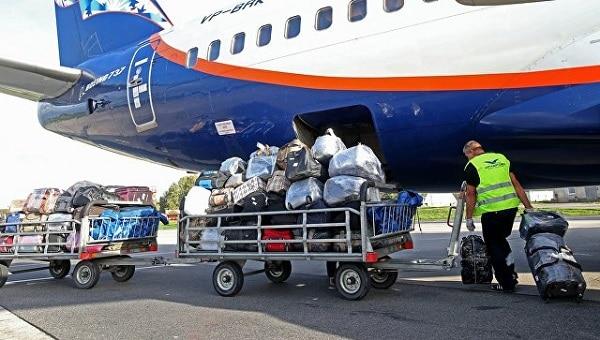 Перевоз багажа