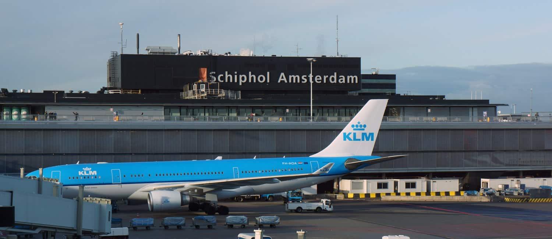 Голландский аэропорт