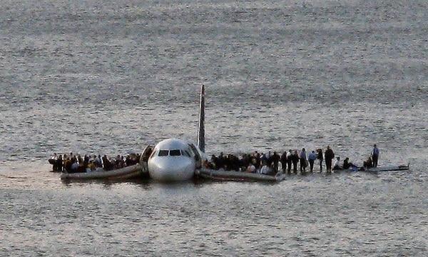 Посадка на воду