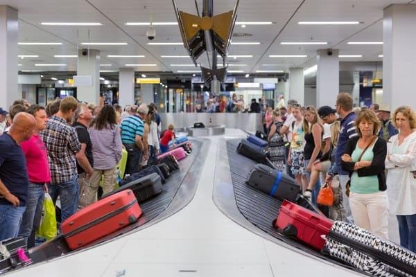 Сдача багажа