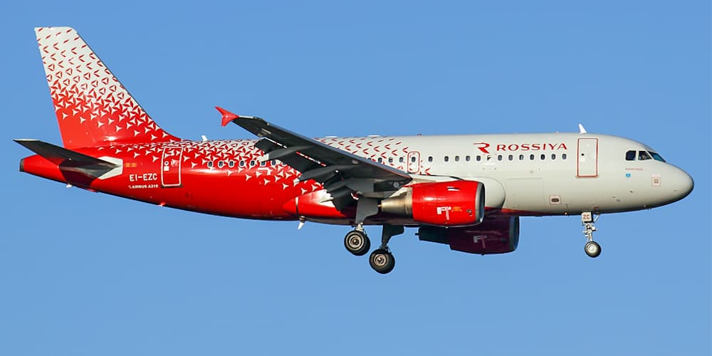 Rossiya Airlines A319