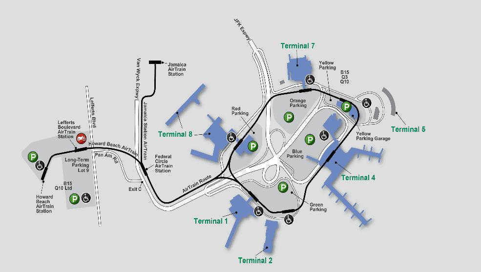 терминалы