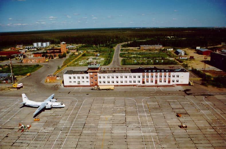 Аэропорт Усинска