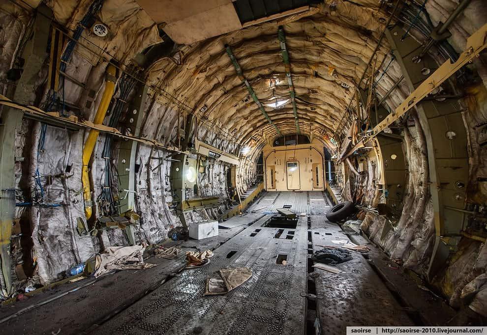 Фюзеляж Ил-76